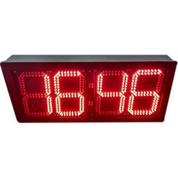 Digital Clock 4 Digit
