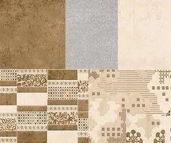 SakarMarbo Brown Ceramic Digital Wall Tile 300_600mm Sugar Series 7016 for Hotel