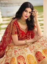 Royal Vol-11 946 to 952 Series Bridal Lehenga Choli Catalog Collection
