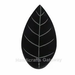 Black Soapstone Incense Stick Burner
