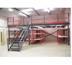 Mezzanine Floor For Ware House