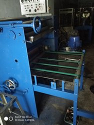 Silver Kraft Paper Lamination Machine