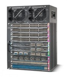 Black Cisco Catalyst 4510R Chassis, 20W