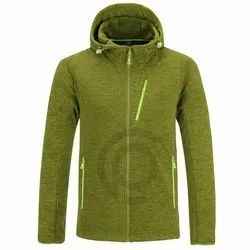 Premium Poly Cotton  Mix Plain Blank Pullover Zipper Hoodies