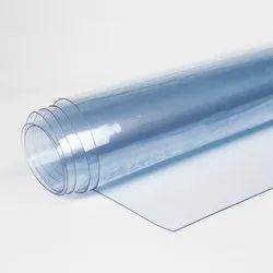 PVC Flexible Natural Transparent Sheet