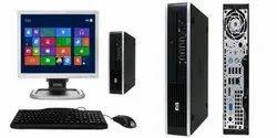 Window 17 Inch HP6000 C2d Desktop Computer