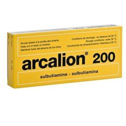 Arcalion 200mg Tablets