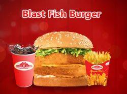 Blast Fish Burger