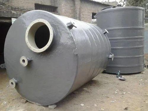 PP / FRP Storage Tank