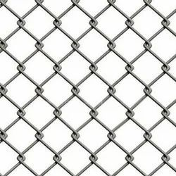 Standard Silver Fencing Wire, Size/Dimension: 1mtr X 10 Mtr
