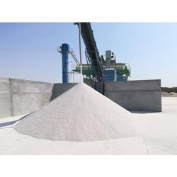 白色200 ppm玻璃级硅砂,包装类型:HDPE包