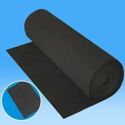 Black Fiberglass Tissue Paper