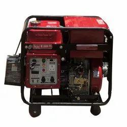 10 Kw Low Noise Version Bajaj-m Petrol Generator Set