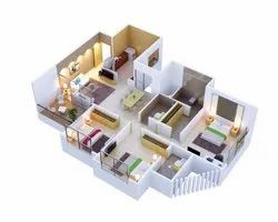 Home Automation 3 BHK Standard