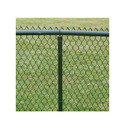 Ms And Stainless Steel Wires Tennis Court Chain Link Fencing