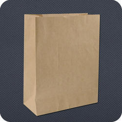 Brown Multiwall Paper Bag