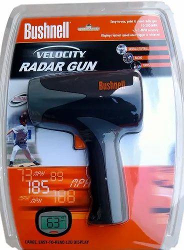 Velocity Speed Gun-101911 BUSHNELL