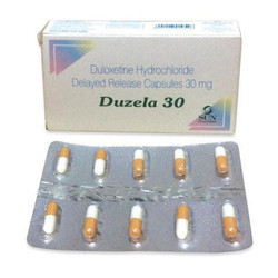 Duloxetine Hydrochloride Delayed Release Capsule