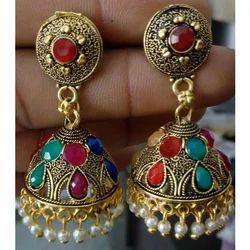 Fancy Jhumka Earring