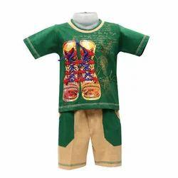 Cotton Fancy Baba Suit