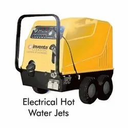 Electrical Hot Water Jet Machine