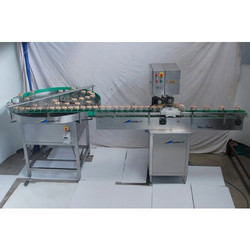 8 Head Capping Machine