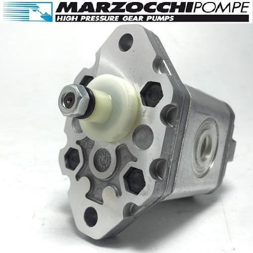 MARZOCCHI Products - Micro External Gear Pumps 0 25 - 0 5 Marzocchi