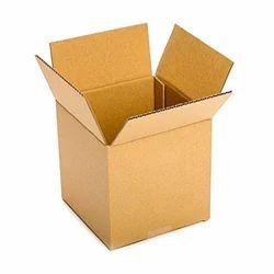 Rectangular brown craft paper Packaging Boxes