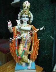 Marble God Idols Krishna Statue