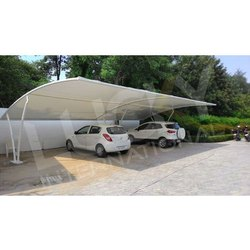 Canopy Car Parking Shed
