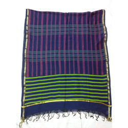 Cotton Hand Block Printed Dupatta