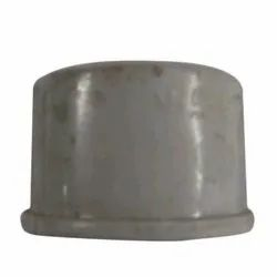 Grey PVC End Cap, Size Diameter: 20 - 30 Mm