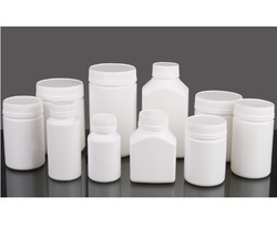 Pharmaceutical HDPE Plastic Bottle