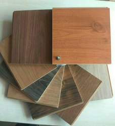 Corporate Building Laminated Wooden Flooring