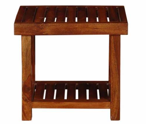 Westido End Table In Honey Oak