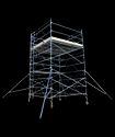 Cantilever Aluminium Scaffolding System