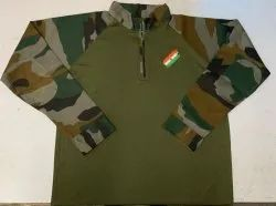 Army Uri Indian Army T-Shirts Full Sleeves