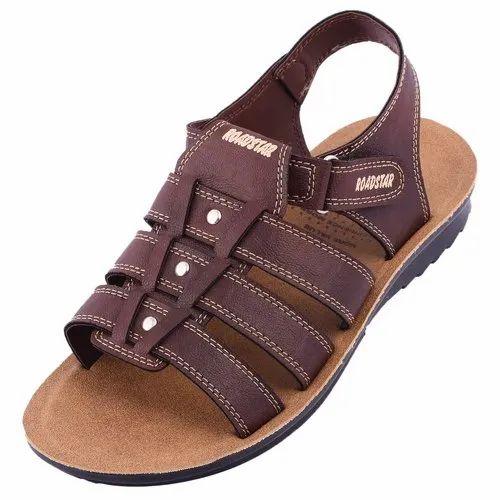 223f78433 PU Black Roadstar Copper Men  s Sandals