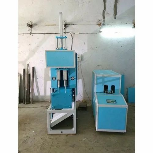 2 Cavity Blow Molding Machine