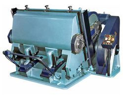 Platen Die Cutting & Creasing Machines