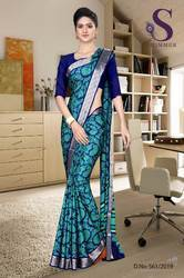 Office Uniform Sarees