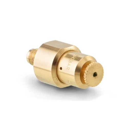 DIG Brass Bleed Valve - Used In Fixed Installation Fire