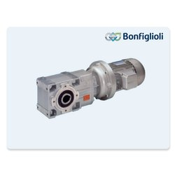Bonfiglioli A Helical Bevel Gearmotors Gearbox