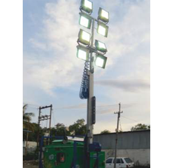 Automatic Mobile Tower Light