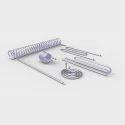 Sunrise Ss Tubular Heaters, 240 V, 1500 W