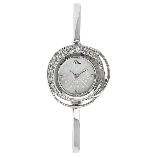 bc8a22313f857 Titan Raga Analog Watch 95003sm01e