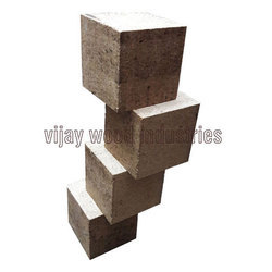 Cubic Wood Block