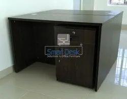Smart Desk Wooden Table