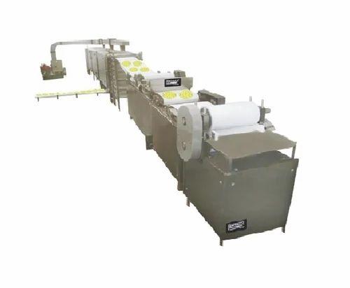 Mild Steel Papad Making Machine