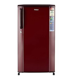 Stainless Steel Haier Single Door Refrigerator, Capacity : 170 Litre